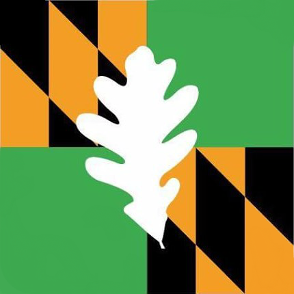 Site icon for Maryland Green Party