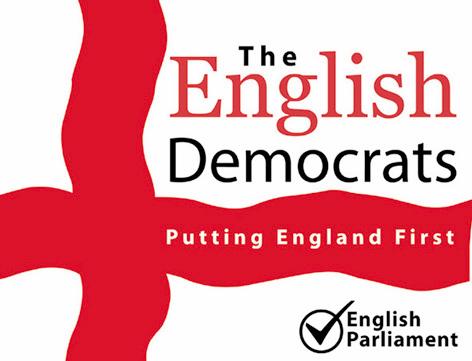 Site icon for English Democrats