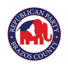 Site icon for Republican Party of Brazos County