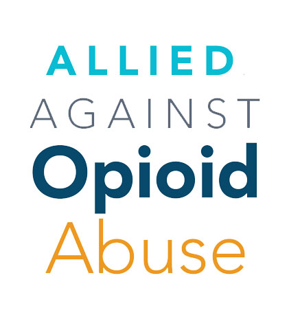 Site icon for Allied Against Opioid Abuse