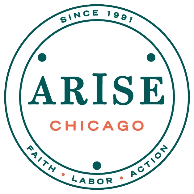 Site icon for Arise Chicago