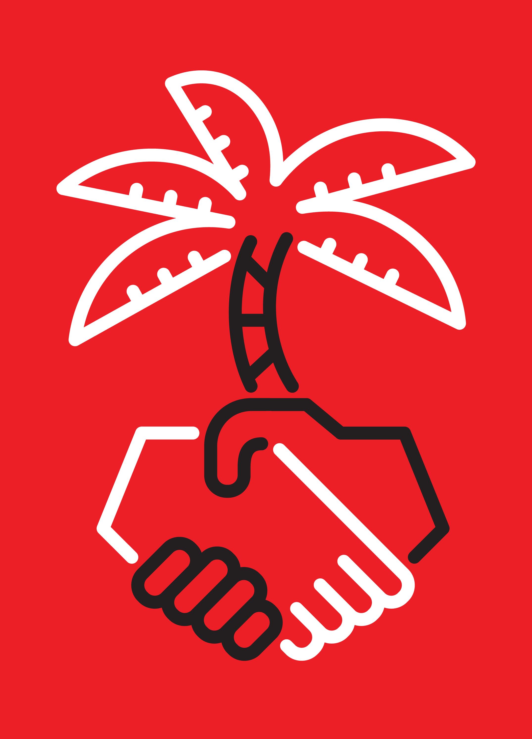 Site icon for Democratic Socialists of America Los Angeles (DSA-LA)