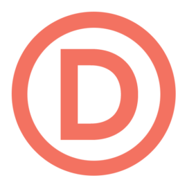Site icon for Democrats of Indian River
