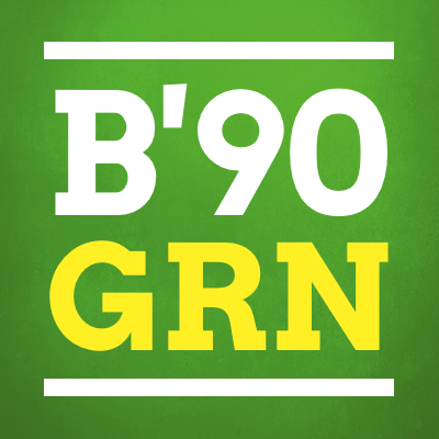 Site icon for Gruene (German Green Party)