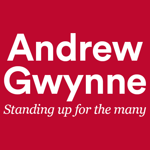 Site icon for Andrew Gwynne