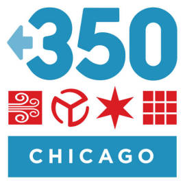 Site icon for 350 Chicago